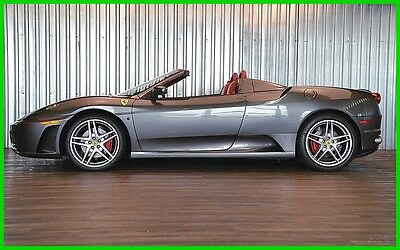 2007 Ferrari 430 Spider F1 2007 F430 SPYDER F1 TRANSMISSION RARE COLOR COMBO WE FINANCE