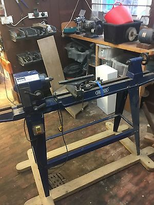 Draper Wood Lathe wtl90 variable speed