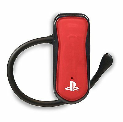 Playstation 3 NEW Official Licensed RED Wireless Bluetooth Gaming Headset PS3