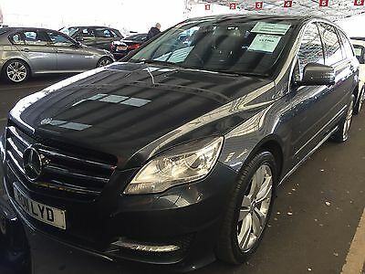 2011 Mercedes-Benz R350 Cdi 4Matic Auto Leather,1 F/owner,sat Nav,stunning Spec