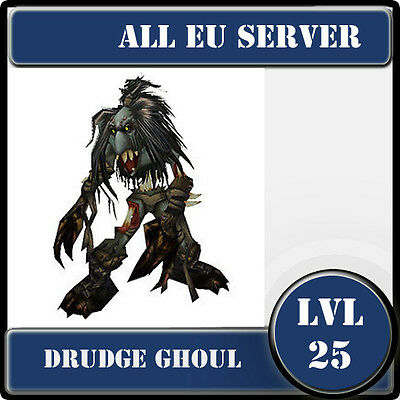Drudge Ghoul / World of Warcraft wow / Battle Pet lvl 25  / All EU Server/