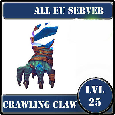 Crawling claw /  wow Battle Pet lvl 25  / All EU Server /