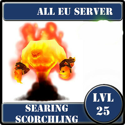 Searing Scorchling / wow Battle Pet lvl 25  / All EU Server /