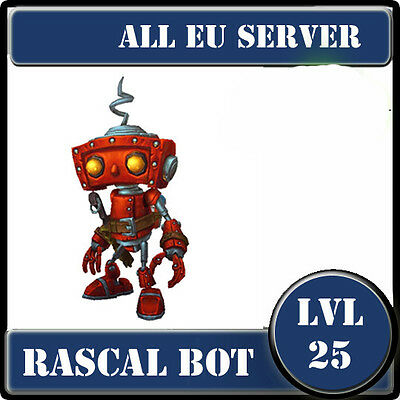 Rascal-Bot / wow Battle Pet lvl 25 (rare) / All EU Server /