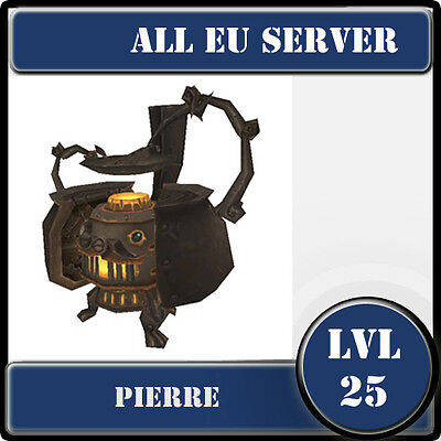 Pierre /wow  Battle Pet lvl 25  /All EU Server/