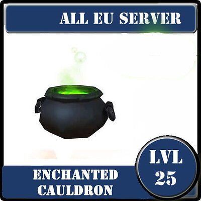 Enchanted Cauldron /wow Battle Pet lvl 25  / All EU Server /