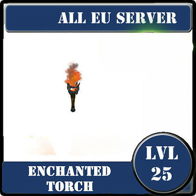 Enchanted Torch /  wow Battle Pet lvl 25  / All EU Server /