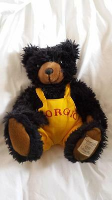 Ours en peluche de collection Giorgio collectors bear 33 cm
