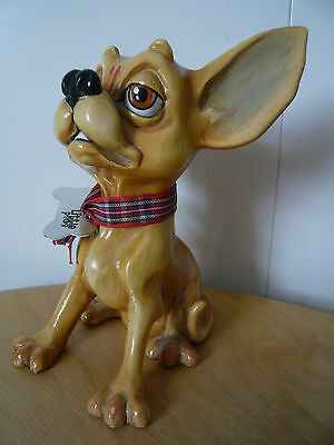 Arora Little Paws Ziggy Chihuahua dog ornament