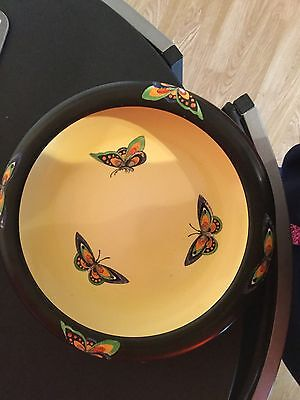 Decorative butterfly Bowl