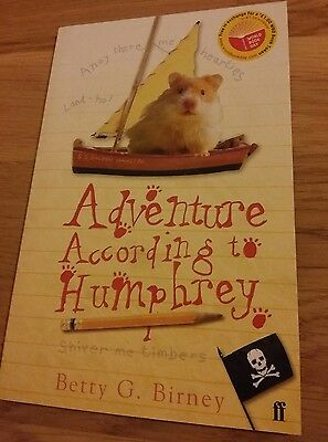 Adventure According to Humphrey by Betty G. Birney (Paperback, 2008)