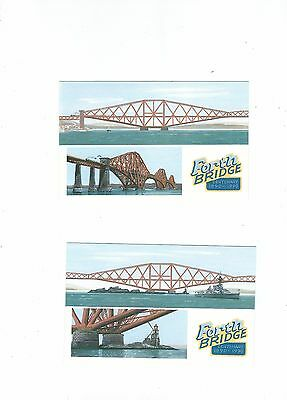 Bridges And Viaducts On The L.n.e.r Set Of 6 Postcards Free Uk Postage