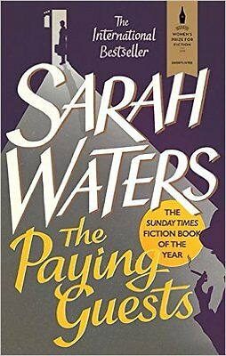 The Paying Guests Paperback book