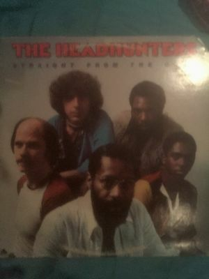 The Headhunters Straight From The Gate vinyl LP Rare Promo