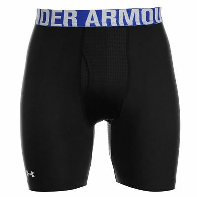 Under Armour Men's Coldgear Evo Compression Shorts  SMALL  Black  New.