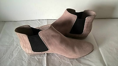Clarks Lolly Dawson Womens Ankle Boots Uk Size 8