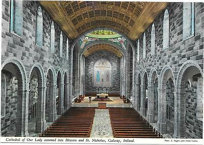 Galway,cathedral Of Our Lady Assumed Into Heaven And St.nicholas.