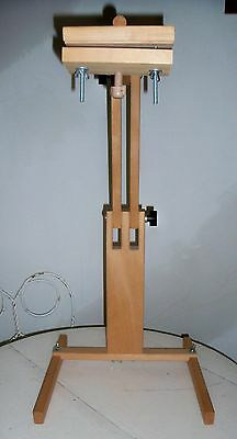Marie Products ROCKY GIRAFFE Utility Stand for Crafts & Needlework MODEL #3232