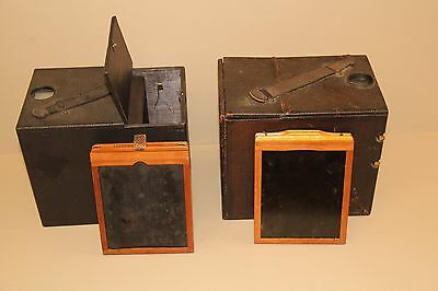 Two Cyclone Box Plate Cameras And More!