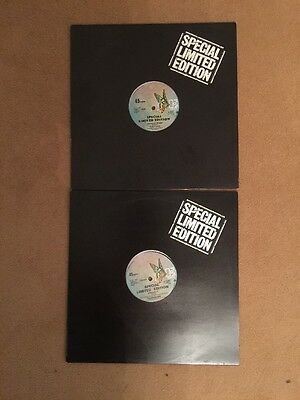"Television - 12"" Singles x 2"