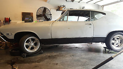 1968 Chevrolet Chevelle  1968 chevelle SS (4spd Twin-Turbo) Project