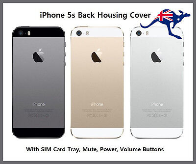 Rear Back Replacement Housing Battery Cover Case For Apple iPhone 5s