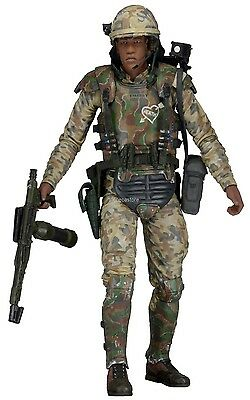 """Aliens - 7"""" Scale Action Figure - Series 9 - Private Frost - NECA"""