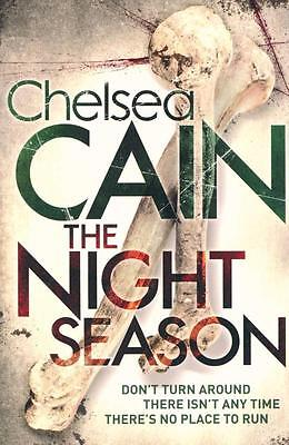 NEW The Night Season By Chelsea Cain Paperback Free Shipping