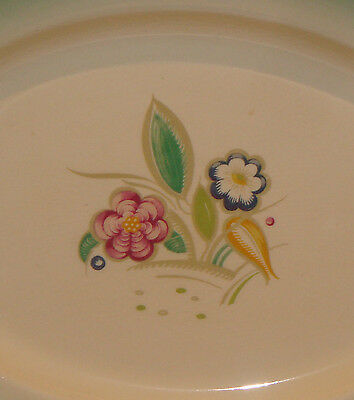 Susie Cooper Production Large Platter