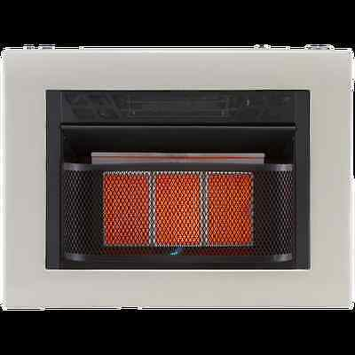 20,000 BTU Vent Free Infrared Space Heater Propane/Natural Gas Thermastat