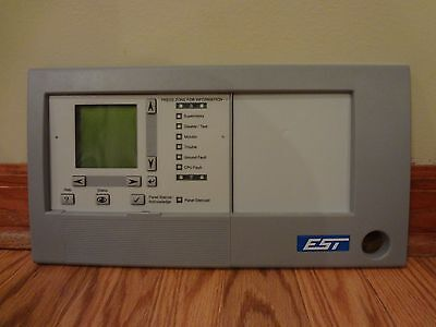Est Edwards Qs1-Cpu-1 Fire Alarm Free Shipping !!!