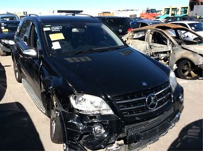 Mercedes Benz AMG W164 ML63 2008 update for wrecking dismantling parts