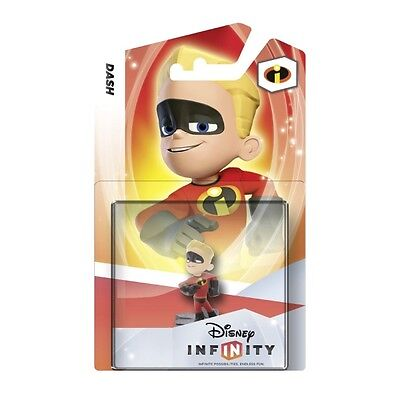 Disney Infinity Dash Character Wii / Wii U / PS3 / Xbox 360 / 3DS Brand New