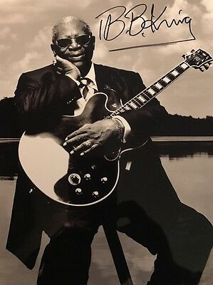 bb king signed