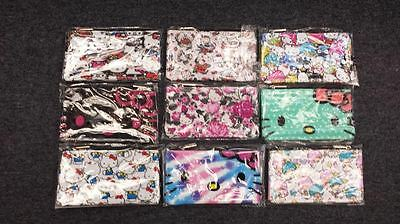 Hello Kitty Pencil Cases/Makeup Bags