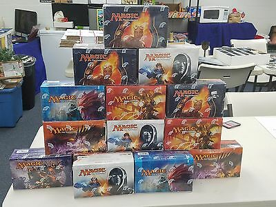 MTG Booster Box Lot! Factory Sealed