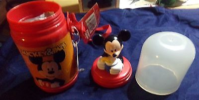 Disney Mickey Mouse Insulated Bottle/Mickey & Pals/USED/Good Condition
