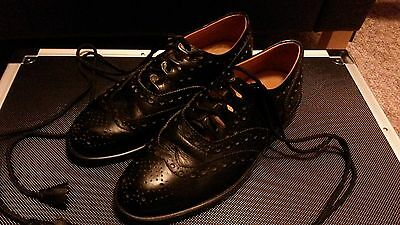 Gaelick Themes Scotland Ghillie Brogues