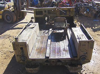 1958 m170 m38-1 military willys army medical service mash ambulance korean