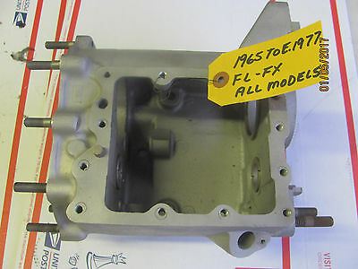 Harley panhead tranny case NOS OEM part # 34703-65 new C/ my cheap parts