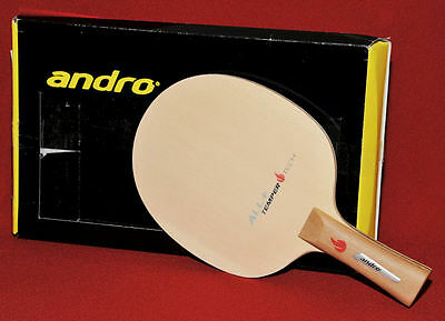 PING PONG (TABLE TENNIS) Andro Temper Tech ALL+ blade