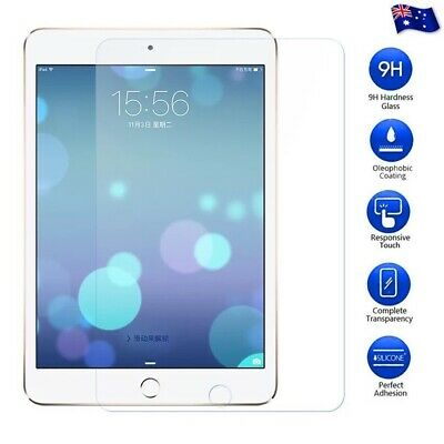 Apple iPad Air 1 2 3 10.5 2019 Tempered Glass LCD Screen Protector Film Guard