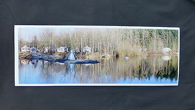 Stargate Atlantis prop - S1E01 Original panoramic photo - from studios' archives