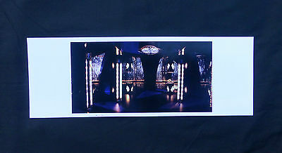 Stargate SG1 prop - S3E16 Original panoramic photo - from studios' archives