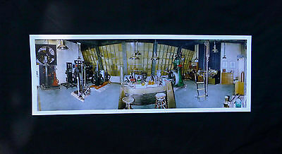 Stargate SG1 prop - S6E07 Original panoramic photo - from studios' archives