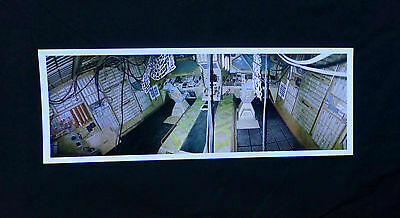 Stargate SG1 prop - S6E18 Original panoramic photo - from studios' archives