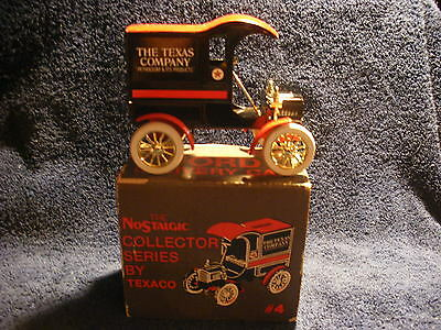 Texaco 1987 Ford Delivery Truck 1905 Coin Bank MINT