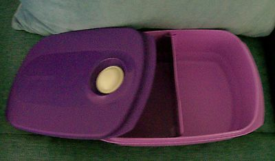 Tupperware Microwaveable Heat 'n' Serve Rectangle Container  (1.25L)