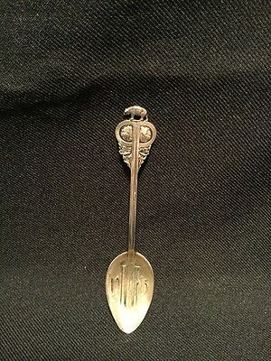 ANTIQUE PPIE PANAMA PACIFIC INTERNATIONAL EXPOSITION SAN FRANCISCO 1915 sterling
