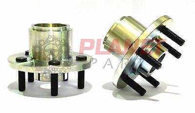 Holden Commodore VT Adapter Brake Upgrade Hubs for GEMINI Conversion PAIR 5 Stud